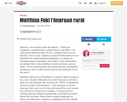 Matthias fekl l enarque rural 824160 Matthias