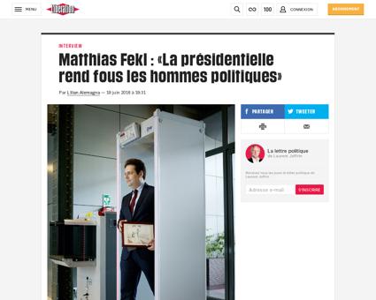 Matthias FEKL