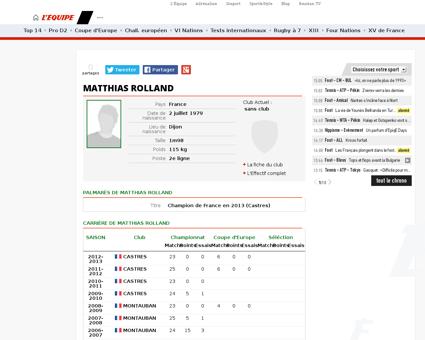 RugbyFicheJoueur2421 Matthias