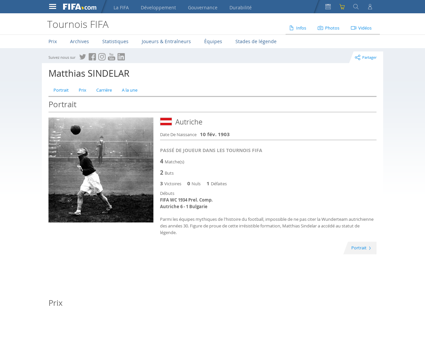 Index Matthias