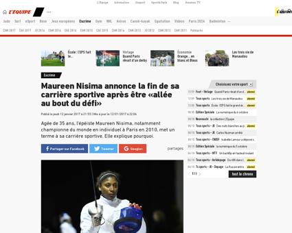 Maureen NISIMA