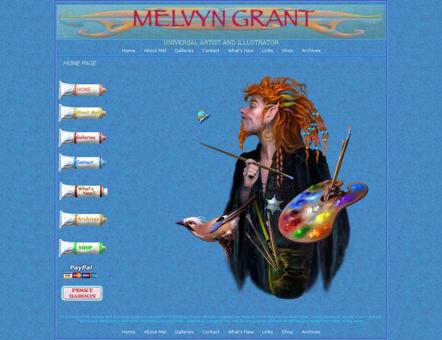 melgrant.com Melvyn