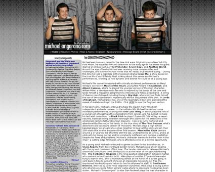 michaelangarano.net Michael