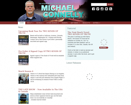 michaelconnelly.com Michael