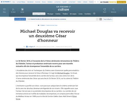 03020 20160126ARTFIG00306 michael dougla Michael