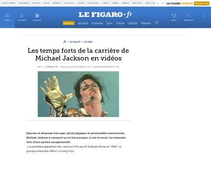 jackson miroir.com Michael