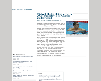 Bal michael phelps claims silver in 200m Michael