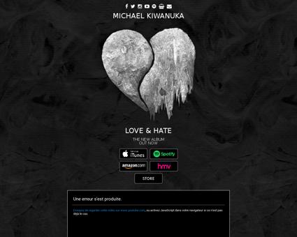 michaelkiwanuka.com Michael