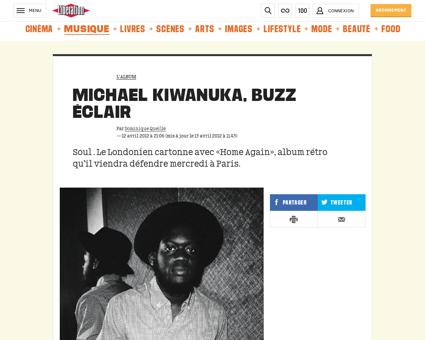Michael kiwanuka buzz eclair 811346 Michael