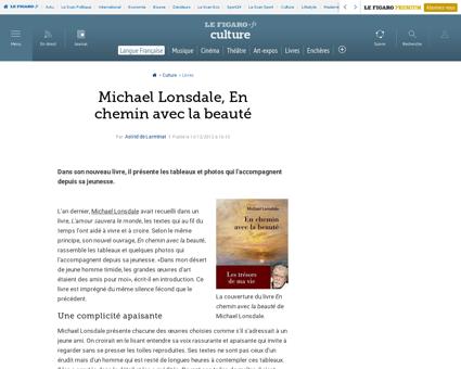 Michael lonsdale dieu est en chacun Michael