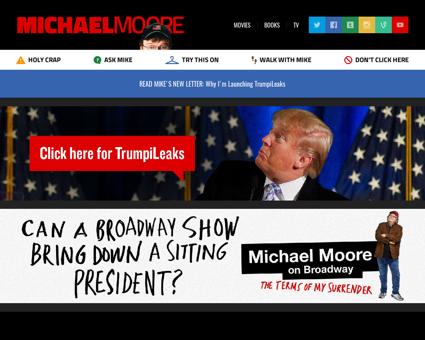 michaelmoore.com Michael
