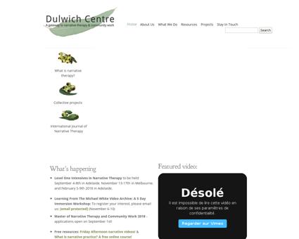 Dulwichcentre.com.au Michael