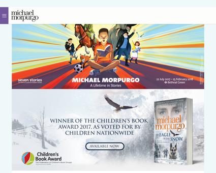 michaelmorpurgo.com Michael