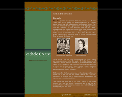 michelegreene.com Michele