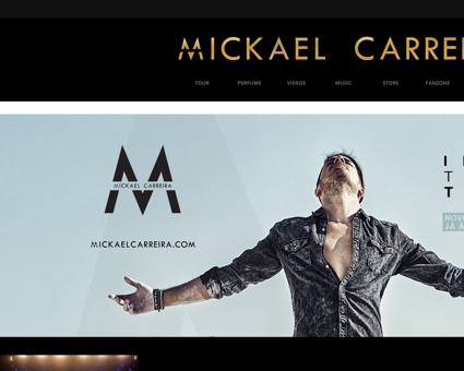 mickaelcarreira.com Mickael