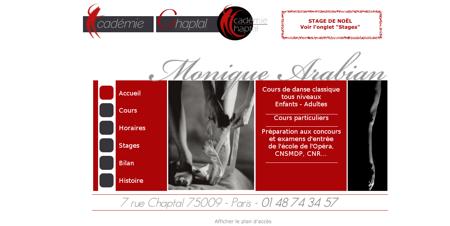 academiechaptal.com Monique