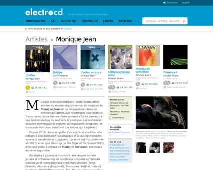 Jean mo Monique