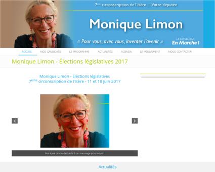 monique limon deputee.fr Monique