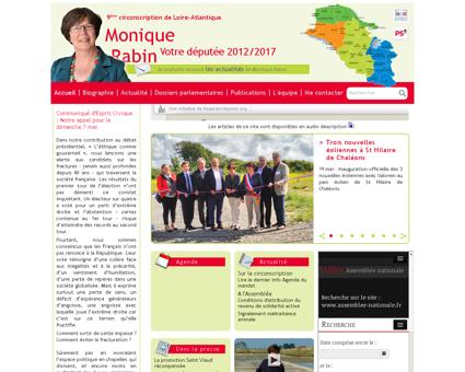 moniquerabin.fr Monique