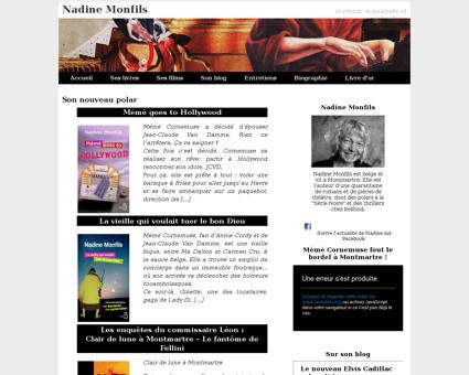 nadinemonfils.com Nadine