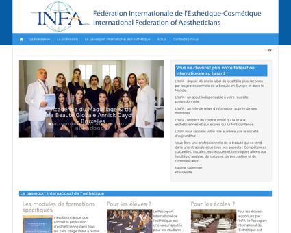 Infa.org Nadine
