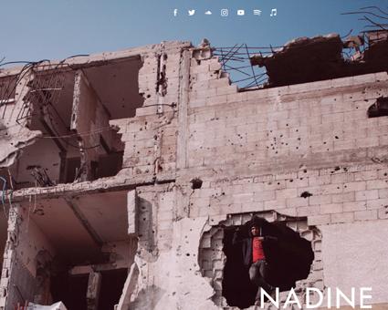 Nadineshah.co.uk Nadine