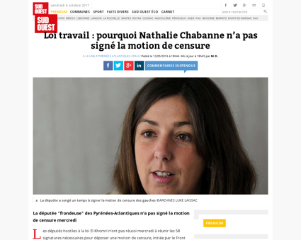 Nathalie CHABANNE