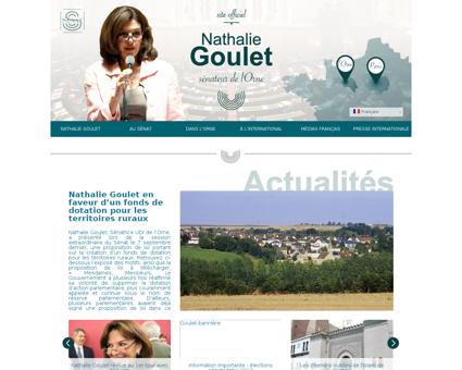 senateurgoulet.fr Nathalie