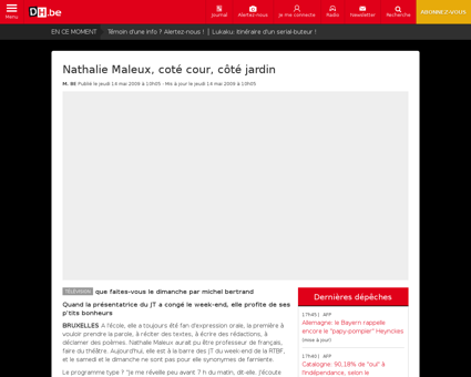 Nathalie MALEUX