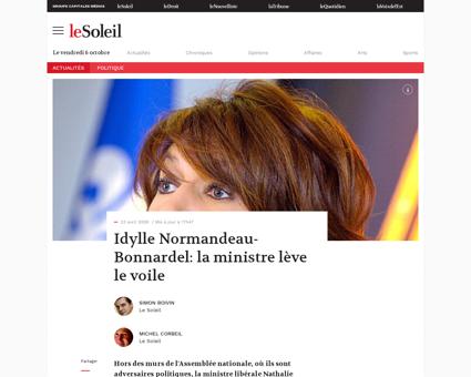 01 849413 idylle normandeau bonnardel la Nathalie