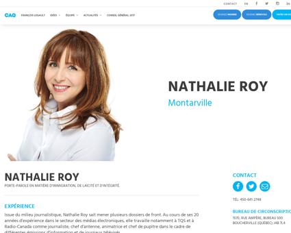 Nathalie ROY