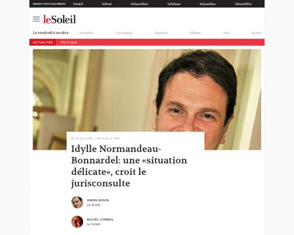 01 849412 idylle normandeau bonnardel un Nathalie