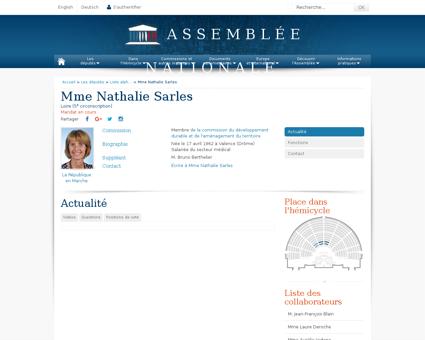 OMC PA719972 Nathalie