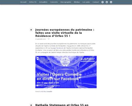 orfeo55.com Nathalie