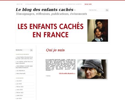 Enfantscaches.wordpress.com Nathalie