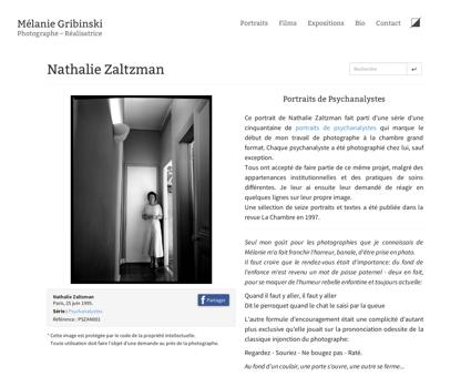 Nathalie zaltzman Nathalie