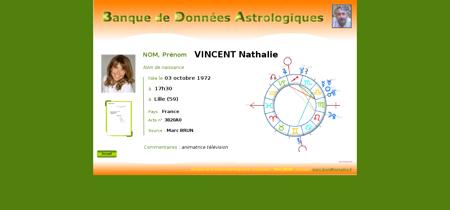 Vincent nathalie Nathalie