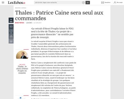 Patrice CAINE