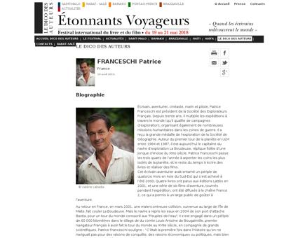 Patrice FRANCESCHI
