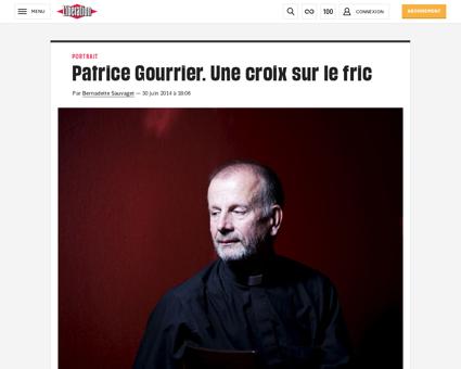 Patrice GOURRIER