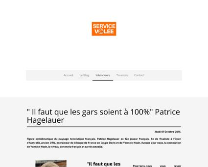 Patrice hagelauer Patrice