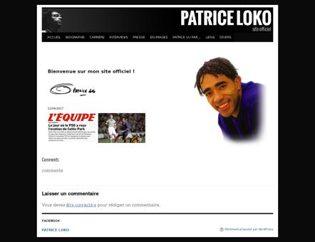 patriceloko.org Patrice