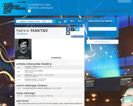 Patrice MAKTAV