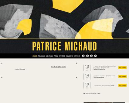 patricemichaud.ca Patrice