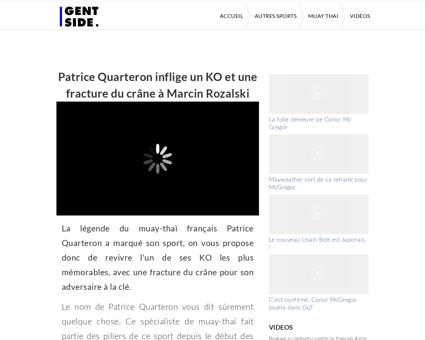 Patrice QUARTERON