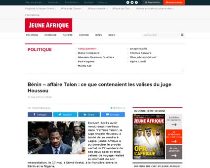 Benin nigeria boni yayi cotonoubenin aff Patrice
