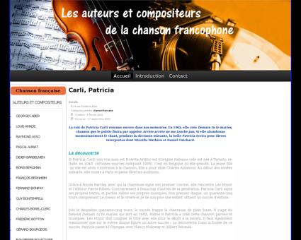 Index?option=com content&view=article&id Patricia