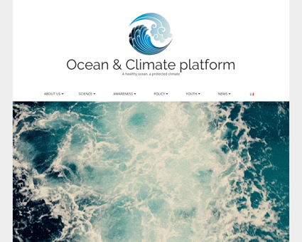 Ocean climate.org Patricia