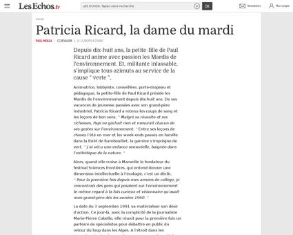 300370856 patricia ricard  la dame du ma Patricia