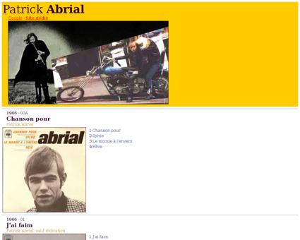 Abrial patrick Patrick